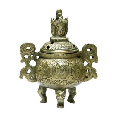 Dhoop Burner W/ Buddha (MB_2052)